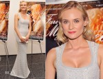 Diane Kruger In Azzedine Alaia - 'Farewell, My Queen' New York Screening