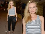 Diane Kruger In Lucca Couture & Hugo Boss - 'Farewell, My Queen' French Consulate Screening