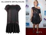 Emily Rose's All Saints Stitch Dress