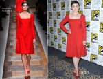 Ginnifer Goodwin In Valentino - Entertainment Weekly's Comic-Con Celebration