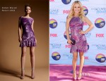 Hayden Panettiere In Zuhair Murad - 2012 Teen Choice Awards