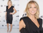 Heidi Klum Francesco Scognamiglio - 'Project Runway' 10th Anniversary Party