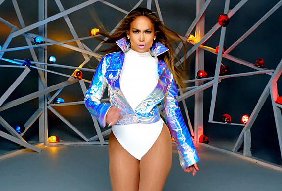 Jennifer Lopez in 'Goin' In'