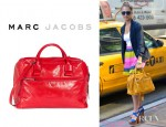 Jessica Alba's Marc Jacobs Antonia Leather Satchel