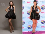 Jordin Sparks In Chagoury Couture - 2012 Teen Choice Awards