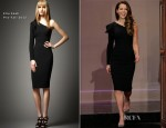 Kate Beckinsale In Elie Saab - 'The Tonight Show with Jay Leno'
