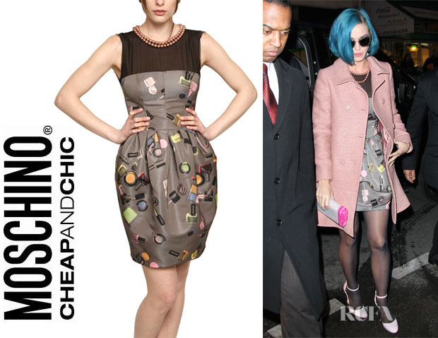 Katy Perry Moschino Cheap & Chic