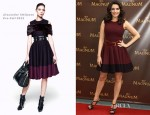 Kelly Brook In Alexander McQueen -  Magnum's London Pop-Up Store Launch