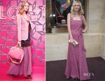 Kirsten Dunst In Louis Vuitton - Louis Vuitton Boutique Opening