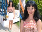 Krysten Ritter In Rebecca Minkoff - Great American Pillow Toss