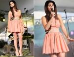 Lana Del Rey In Topshop - 2012 House Festival
