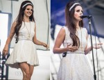 Lana Del Rey InMal-Aimée - Belfort Eurockeennes Music Festival