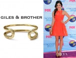 Lucy Hale's Giles & Brother Cortina Cuff