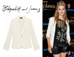 Maggie Grace's Elizabeth and James Spring Jim Blazer