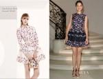 Marion Cotillard In Christian Dior - Christian Dior Fall 2012 Couture Fashion Show