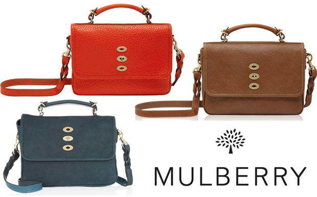 0ae334750380 Celebrities Love...Mulberry  Bryn  Bag - Red Carpet Fashion Awards