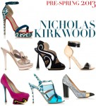 Nicholas Kirkwood Pre-Spring 2013 On Moda Operandi