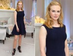 Nicole Kidman In Azzedine Alaia - OMEGA House Launch Party