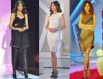 Nieves Alvarez In Louis Vuitton, Emilio Pucci & Missoni – Solo Moda