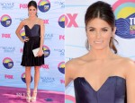 Nikki Reed In Contrarian New York - 2012 Teen Choice Awards