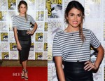 Nikki Reed In Lady and the Sailor & Robert Rodriguez - 'The Twilight Saga: Breaking Dawn Part 2' Comic Con Press Conference