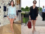Olivia Palermo In Intimissimi - Intimissimi's Autumn/Winter 2013 Show