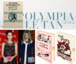 Olympia Le-Tan On ModaOperandi