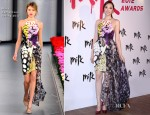 Pace Wu In Mary Katrantzou - Milk Magazine Ceremony