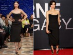 Rachel Weisz In Christian Dior Couture - 'The Bourne Legacy' New York Premiere