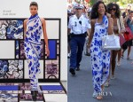 Rihanna In Brood - Saint-Tropez Vacation