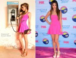 Selena Gomez In Dsquared² - 2012 Teen Choice Awards