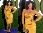 Serena Williams In Burberry - Wimbledon Championships 2012 Winners Ball