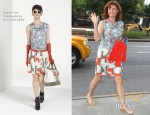 Susan Sarandon In Diane von Furstenberg - 'The Campaign' New York Screening