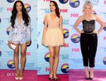 2012 Teen Choice Awards Red Carpet Round-Up