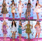 Who Was Your Best Dressed At The 2012 Teen Choice Awards?