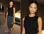 Thandie Newton In Stella McCartney - Global Launch Of Audi City Digital Showroom