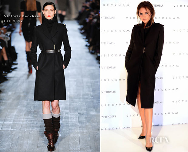 Victoria Beckham In Victoria Beckham - Brown Thomas - Red Carpet