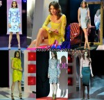 Which Was Your Favourite Nieves Alvarez Look From Solo Moda Week 1?