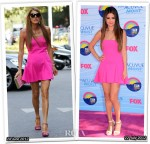 Who Wore Dsquared² Better? Anna Dello Russo or Selena Gomez