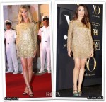 Who Wore Emilio Pucci Better? Brooklyn Decker or Nerea Garmendia