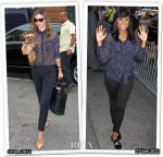 Who Wore Equipment Better? Miranda Kerr or Jennifer Hudson