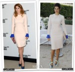 Who Wore Roksanda Ilincic Better? Princess Beatrice or Marisa Tomei