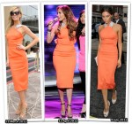 Who Wore Victoria Beckham Better? Abbey Clancy, Jennifer Lopez or Victoria Beckham