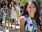 Zendaya In Kate Spade New York - Extra