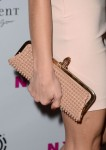 Ashley Greene's Christian Louboutin 'Miss Loubi' clutch