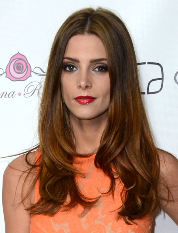 Ashley Greene in Yigal Azrouël