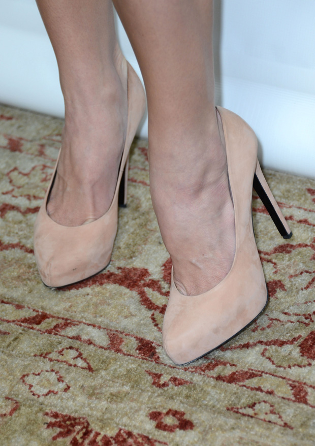 Ashley Greene's Barbara Bui 'Lux' pumps