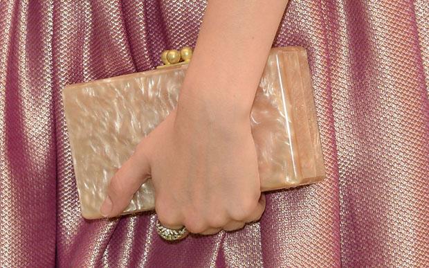 Anna Kendrick's Edie Parker clutch