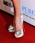 Jennifer Lopez's Christian Louboutin peep-toes