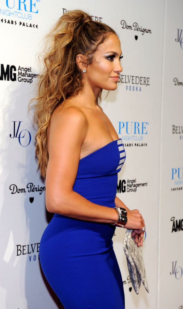 Jennifer Lopez in Edition by Georges Chakra